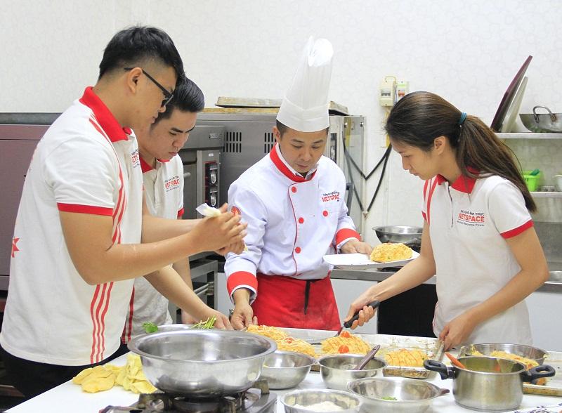 Trường dạy làm bánh